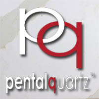 Pental Quartz kitchen countertops colors