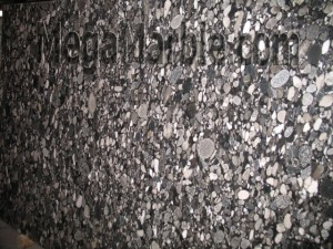 Black maroonzi slab