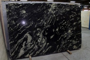 Blue Fantasy Granite Slab