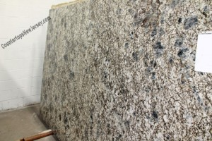 Blue Flower Granite Slab Brazil