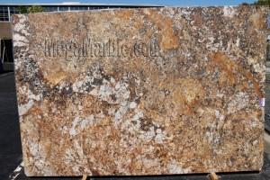 Carnivale Leather Slab Granite