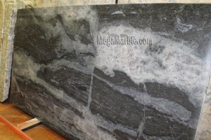 Dynamic Blue Granite Slab