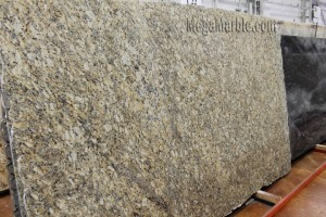 Giallo Napoleon Granite Slab