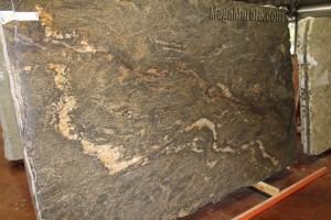 Golden Fantasy Granite Slab