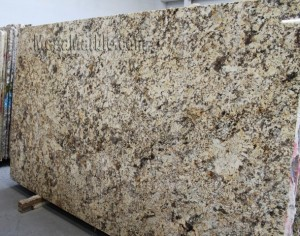 Granite Namib Gold Polished HG