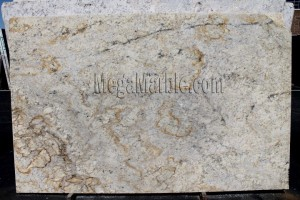 Harvest Gold Polished Granite Slab