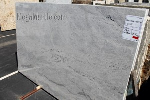 Kashmir Bianca Polished Granite Slab