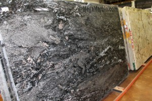 Mari Blue Granite Slab