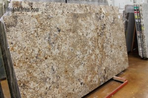 Namibian Cream Granite Slab