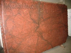 Red dragon slab