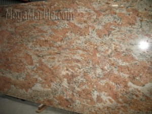 Rose wood slab
