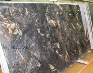 Saturnia Polished Granite Slab