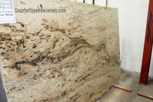 Sienna Beige Granite Slab