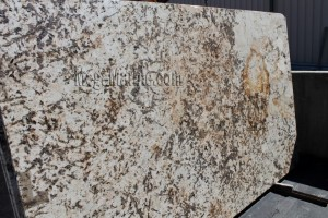 Splendor Gold Polished Granite Slab