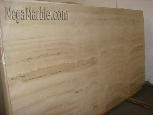 Travertine Navona Marble Slab M